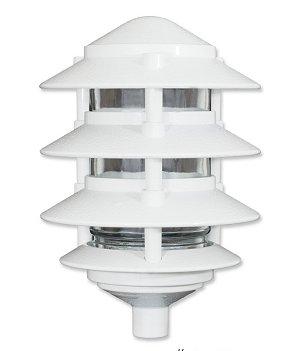 Pagoda Small 4 Tier For Garden Spike Www Loveitlighting Com