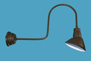 latest in led gooseneck lighting