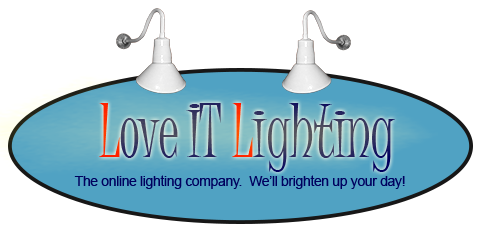 Love IT Lighting Logo