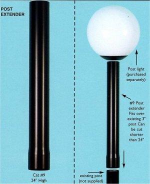 Post Light Accessories