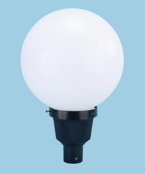Acrylic post light with ballast pot loveitlighting acrylic post light with ballast pot aloadofball Choice Image