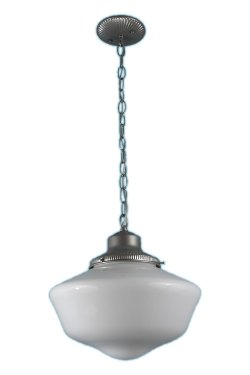 Indoor glass pendant lighting loveitlighting schoolhouse pendant mozeypictures Gallery