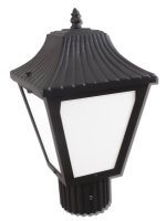 "LED 14"" X 8"" Lantern Post Light"