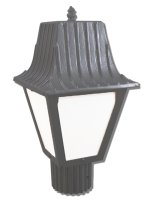 LED Post Cast Lantern