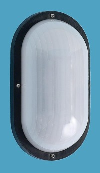 Polycarbonate Nautical Wall Sconce No Bars